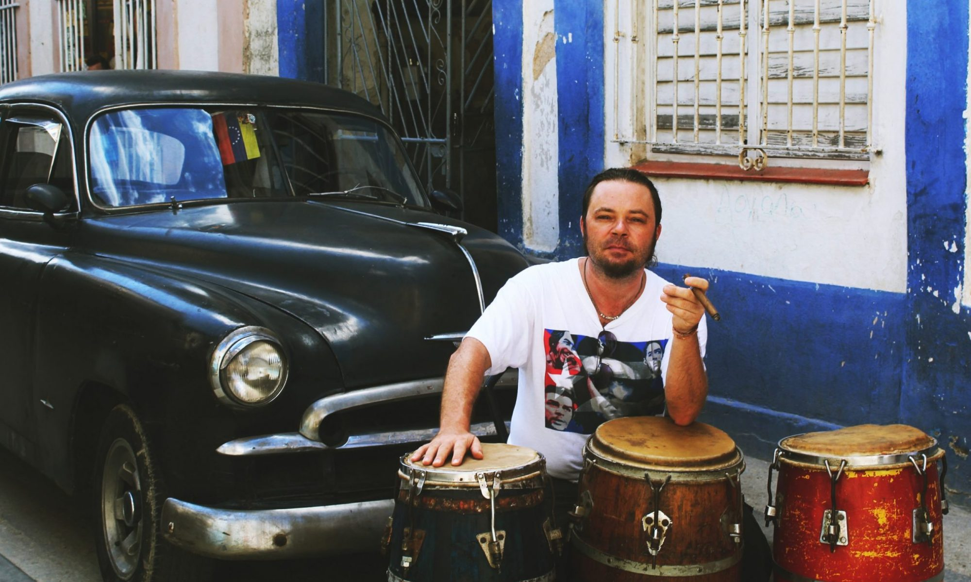 Gero Fei - drums & percussion